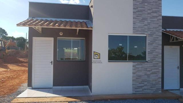 Casa com 2 dormitórios à venda, 49 m² por R$ 135.000,00 - Parque Paiaguás - Várzea Grande/