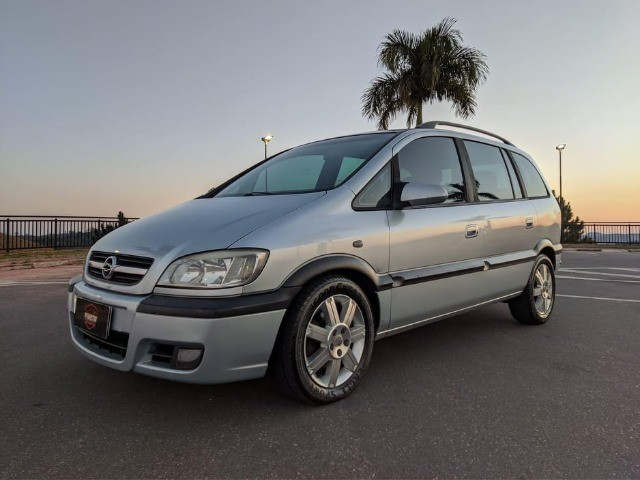 Chevrolet completa 7 lugares elegance Zafira