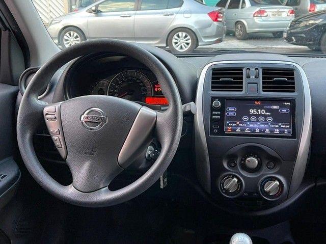 Nissan March 1.6 SV 2020! Novinho! - Foto 8