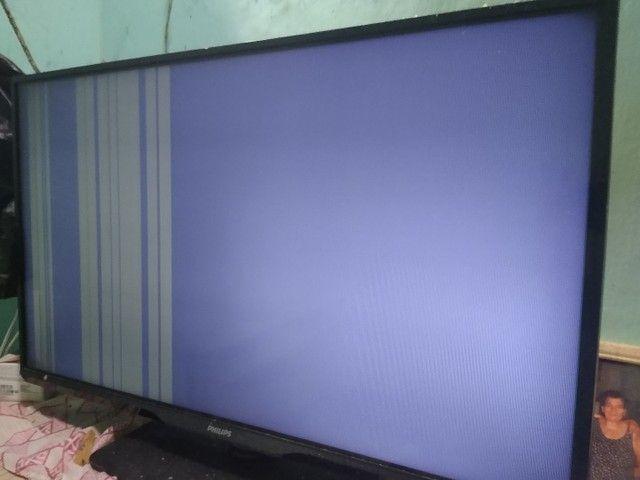 Tv philco. Quebrada - Foto 2