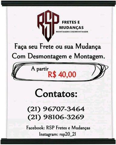 RSP FRETES E MUDANÇAS