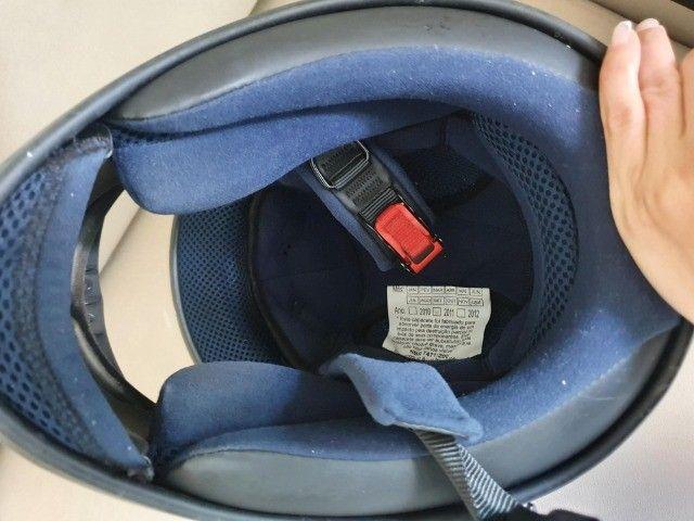 capacete agv feminino tamanho 54 - Foto 3