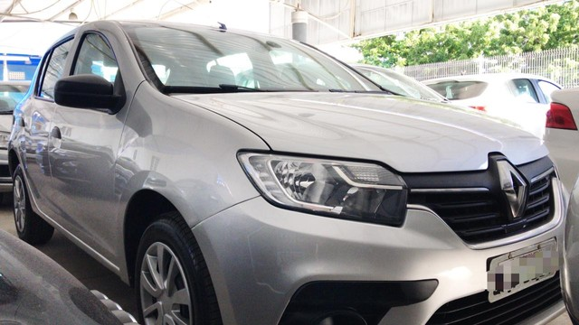 Renault sandero life 1.0 2019/2020 completo manual