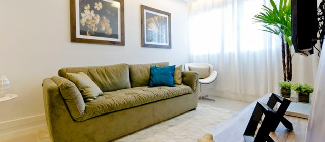 OZK- Imóvel para venda com sala para 2 ambientes- 2 quartos amplos - Foto 10