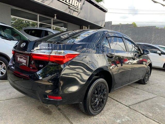 Toyota Corolla 2019 automático 1.8 Flex 16v GLI - Foto 11