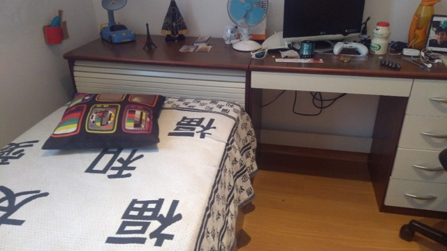Móveis para quarto e escritório