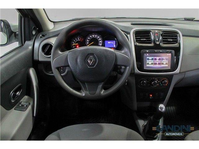 Renault Logan 2019 1.0 12v sce flex expression manual - Foto 12