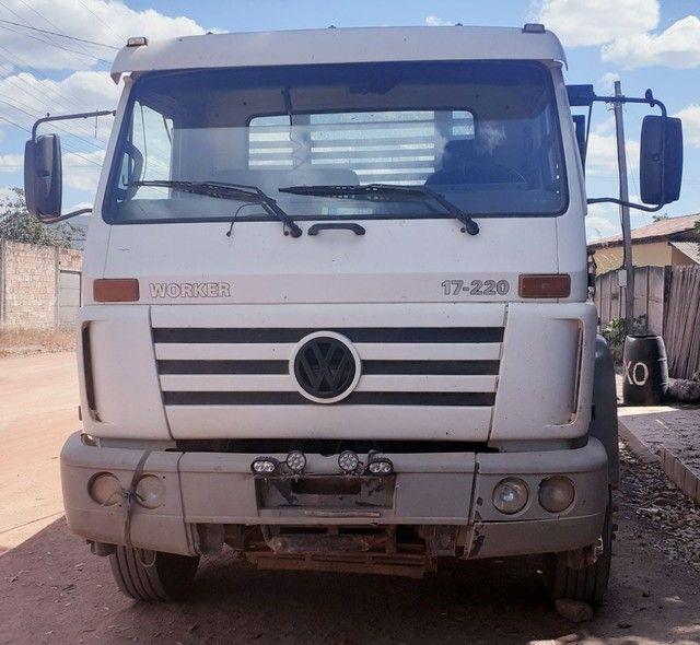 volkswagen 17 220 cummins vw worker - Foto 2