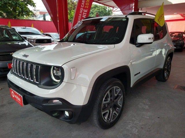 Jeep Renegade 2020 Longitude 1.8 flex 4X2 - 47mil km, tá muito novo!!! - Foto 3