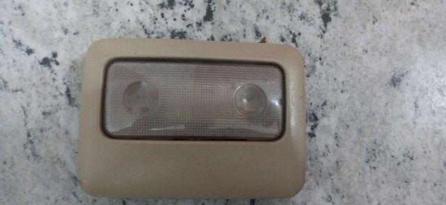 Lampada interna de Palio C/ led adptada - Foto 3