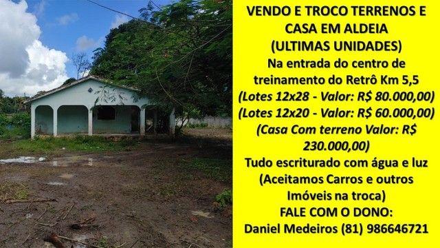 Vendo e troco terrenos e casa em aldeia  (Ultimas unidades)  - Foto 2