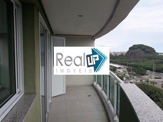 Apartamento à venda com 3 dormitórios em Barra da tijuca, Rio de janeiro cod:31205 - Foto 7