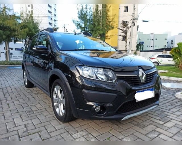 Sandero stepway 2017 emplacado 2021 - Foto 5