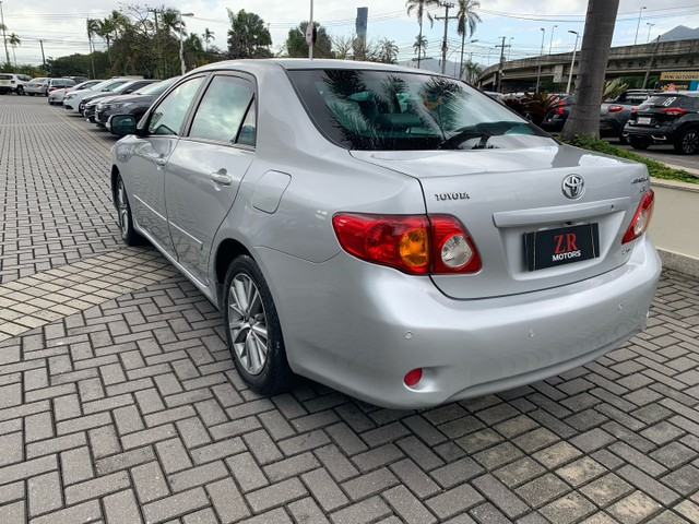 Toyota - Corolla XEI 2011 Blindado - Foto 5