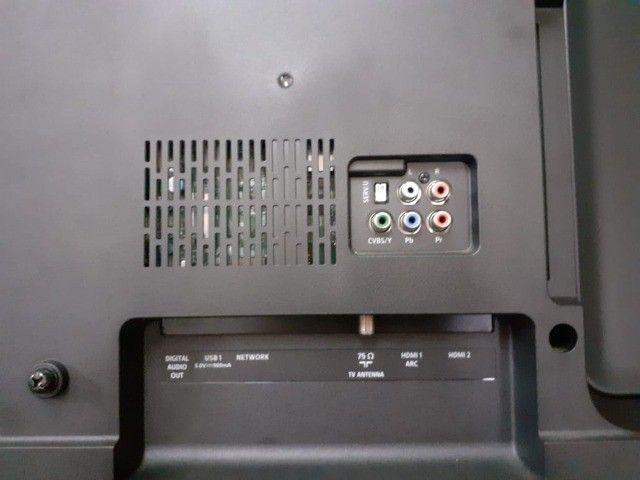 smart tv 50'' ultra slim 4K uhd LED philips - Foto 3