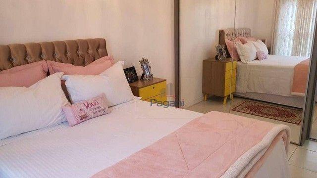 Apartamento com 3 dormitórios à venda, 94 m² por R$ 750.000,00 - Pedra Branca - Palhoça/SC - Foto 18
