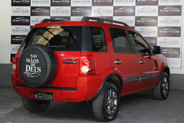 Ford EcoSport Ecosport XLT Freestyle 1.6 (Flex) - Foto 5