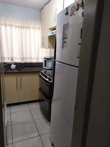 Residencial Bariloche, apto semi mobiliado, com 3 qtos, próximo Muffatão Neva   - Foto 8