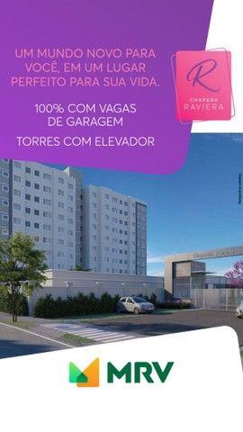 Mrv Chapada Raviera Apartamento 2 quartos Coxipó  - Foto 3