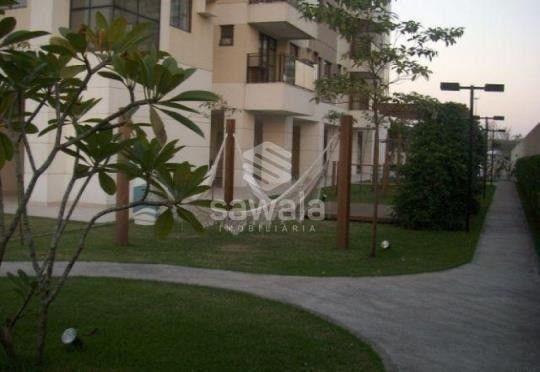 Excelente Apartamento 02 qts + 2vgs total infra Av. Américas Recreio - Foto 4