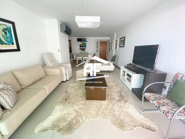 Apartamento com varanda com vista permanente para o mar - Localizado na Ponta Verde - Foto 3