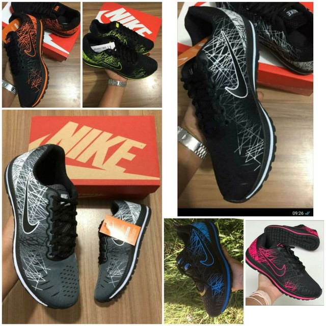 Vendo sapatilha Tommy hilfiger e tênis nike flyknit ( 115 com entrega) - Foto 3