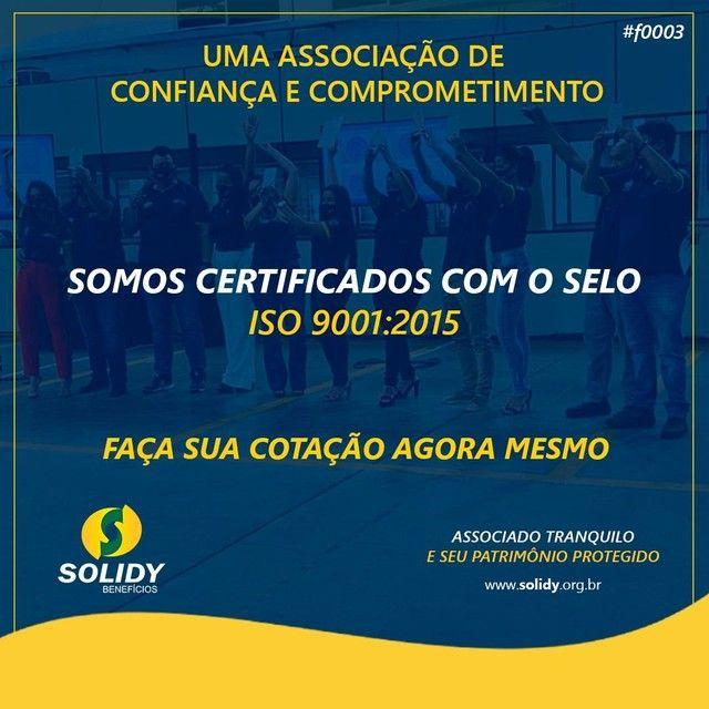 Seja um associado Solidy  - Foto 3