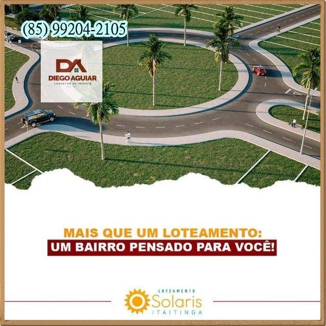 Solaris Loteamento em Itaitinga ¨%$#@ - Foto 8