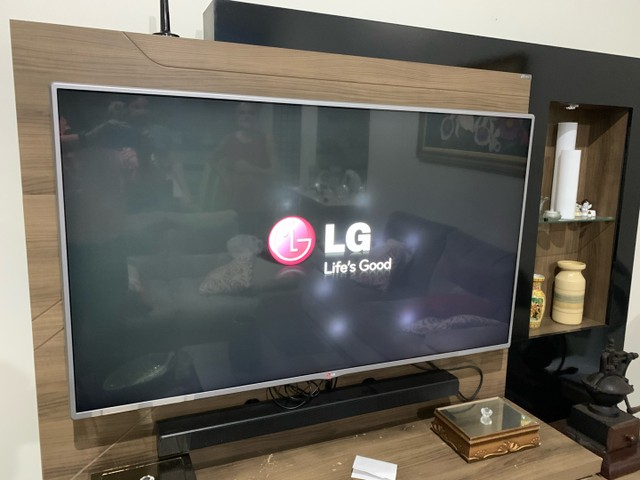 Tv led lg 55 ou 59 polegadas - Foto 2