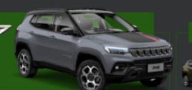 Novo Jeep Compass Trailhawk 2022 para PCD, PJ ou produtor rural