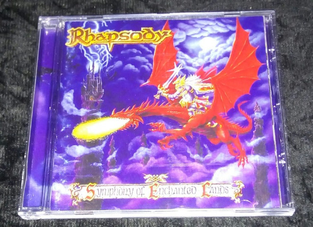 Rhapsody-Symphony Enchanted Lands & Narnia- Desert land