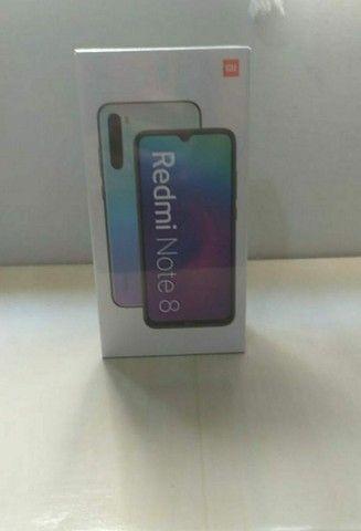 Redmi Note 8 lacrado