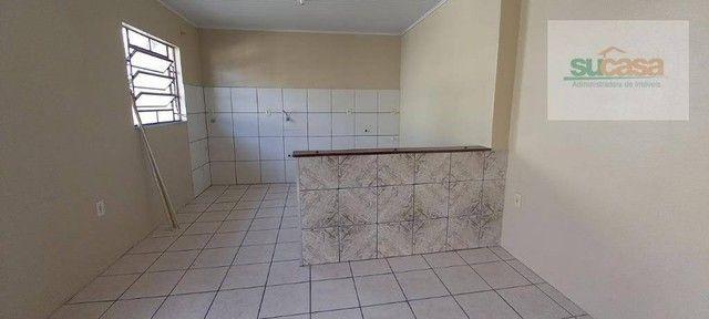 Casa com 1 dormitório para alugar, 40 m² por R$ 670,00/mês - Centro - Pelotas/RS - Foto 10
