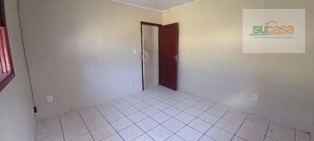 Casa com 1 dormitório para alugar, 40 m² por R$ 670,00/mês - Centro - Pelotas/RS - Foto 12