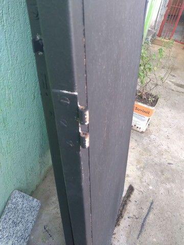 Porta corta fogo usada 2 portas  - Foto 5