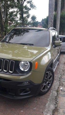 Jeep Renegade Longitude Edição Limitada Teto Solar - Foto 5
