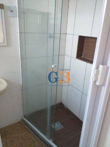 Apartamento com 1 dormitório para alugar, 30 m² por R$ 450,00/mês - Cidade Nova - Rio Gran - Foto 6
