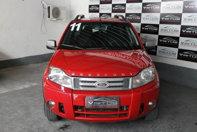 Ford EcoSport Ecosport XLT Freestyle 1.6 (Flex) - Foto 2