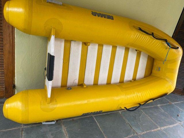 Bote inflável  - Foto 2