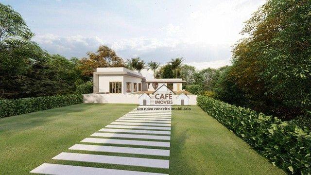 Casa com 4 dormitórios à venda, 270 m² por R$ 950.000,00 - Condomínio Vale do Luar - Jabot - Foto 3