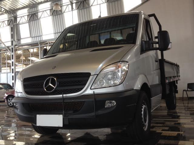 MERCEDES-BENZ SPRINTER 2013/2013 2.2 CHASSI STREET 311 CDI DIESEL 3P MANUAL