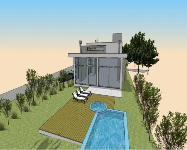 Casa de condomínio à venda com 3 dormitórios em Belém novo, Porto alegre cod:C1037 - Foto 5