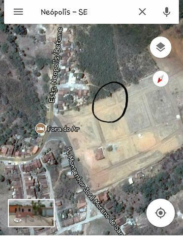 Vendo terreno em loteamento residencial alta vista em neópolis/se