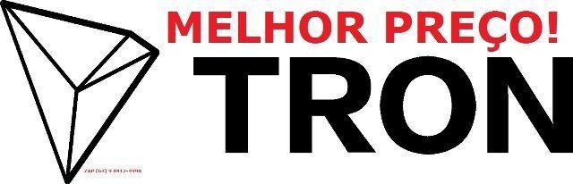 Tron (TRX) Moeda Digital - Criptomoeda