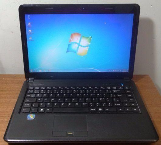 Notebook Master Positivo Core i3 6gb 500gb