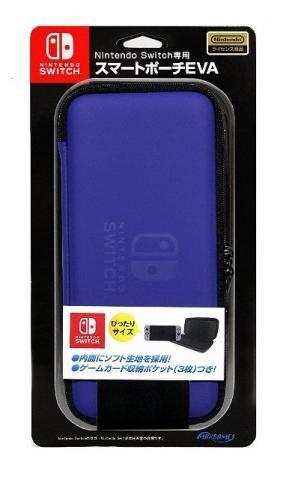 Case japonesa para Nintendo switch azul,nova loja