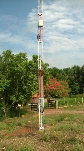 Telefonia rural e torres