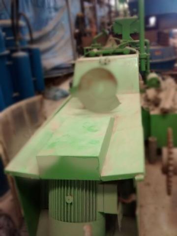 Maquina p/ fazer Rosca Helicoidal