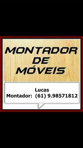 Montador de móveis 61998571812 MENOR PREÇO DO DF