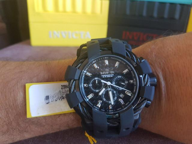 Relógio Invicta Bolt/ NOVO